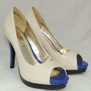 Rampage Gracee women heel sz 6.5 M NEW